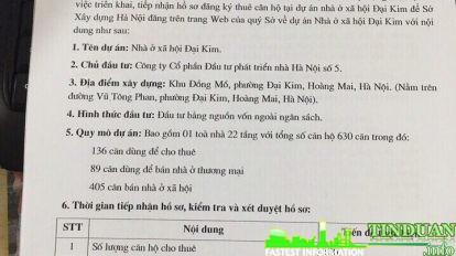 Cong van gui so xay dung Ha Noi