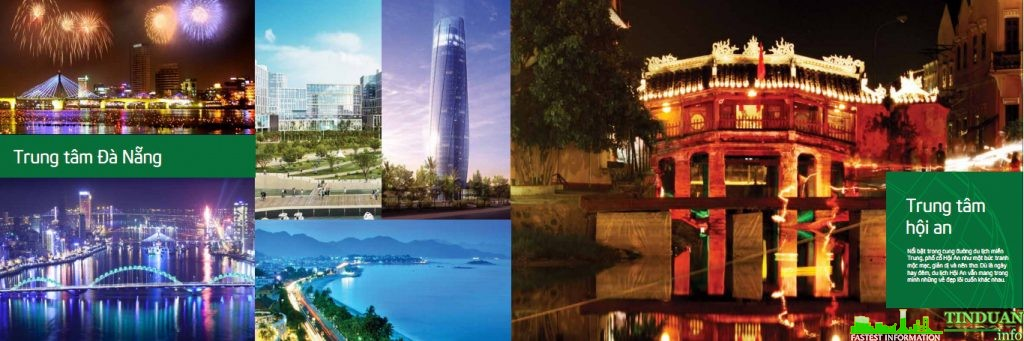 Bất động sản nghỉ dưỡng cao cấp Đà Nẵng và Hội An