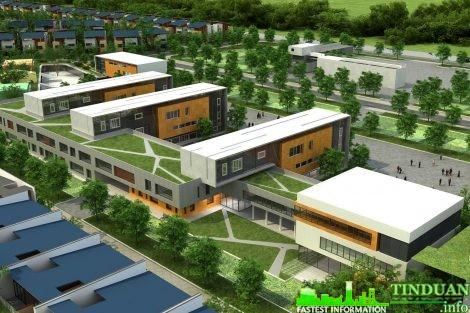Trường học trong dự án Mipec Hà Đông