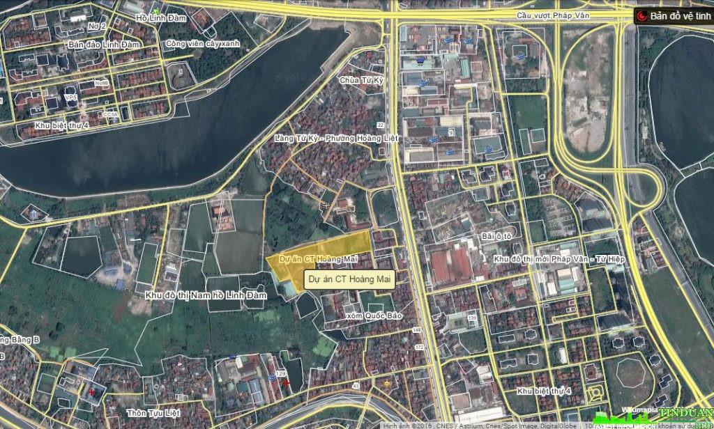 Chung cư Osaka Complex có vị trí đắc địa