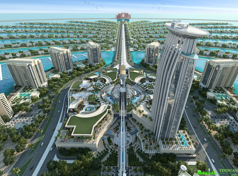 Siêu dự án 7 tỷ USD tại Dubai