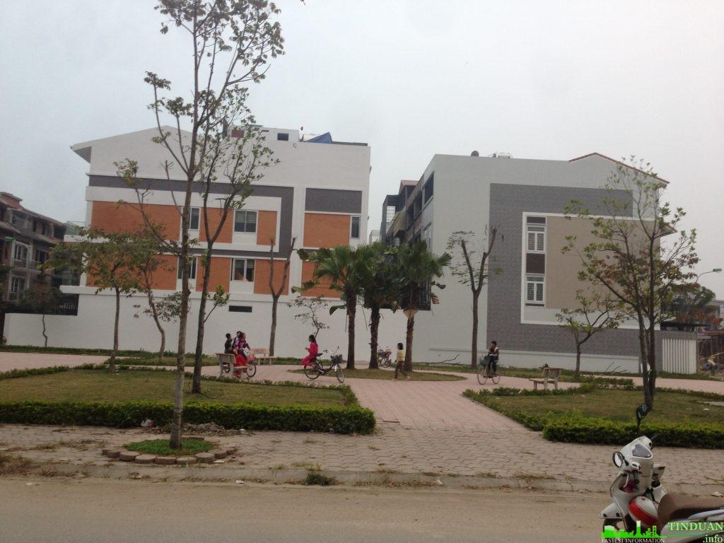 Khu vui chơi trẻ em liền kề tổng cục 5 Tân Triều