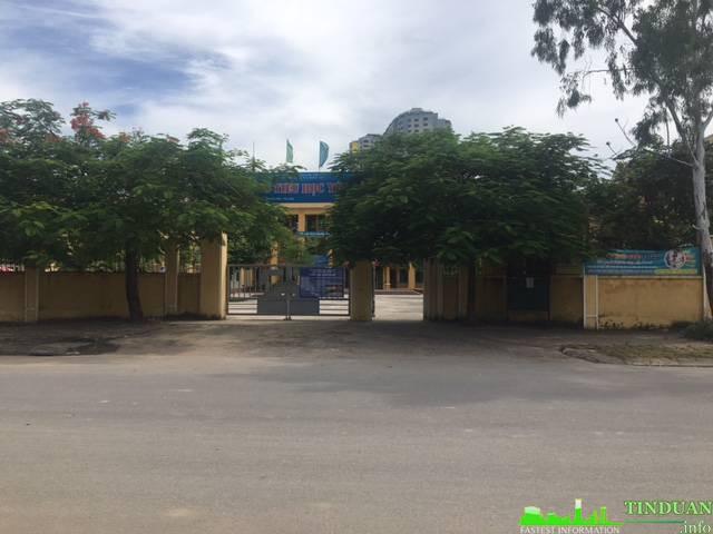 Trường tiểu học Yên Xá liền kề tổng cục 5 Tân Triều
