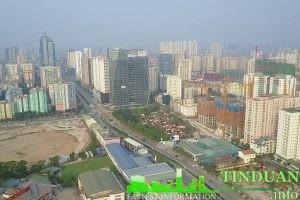 Trục đường Lê Văn Lương