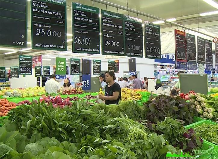 Chuỗi cửa hàng cung ứng thực phẩm sạch Long Việt