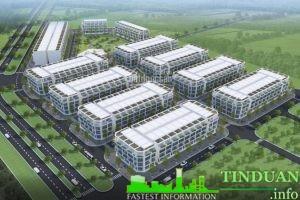 Phối cảnh nhà phố thương mại dự án Sing Garden Từ Sơn Bắc Ninh