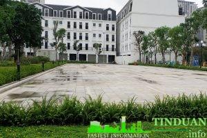 Bãi đỗ xe Belleville B4 Nam Trung Yên