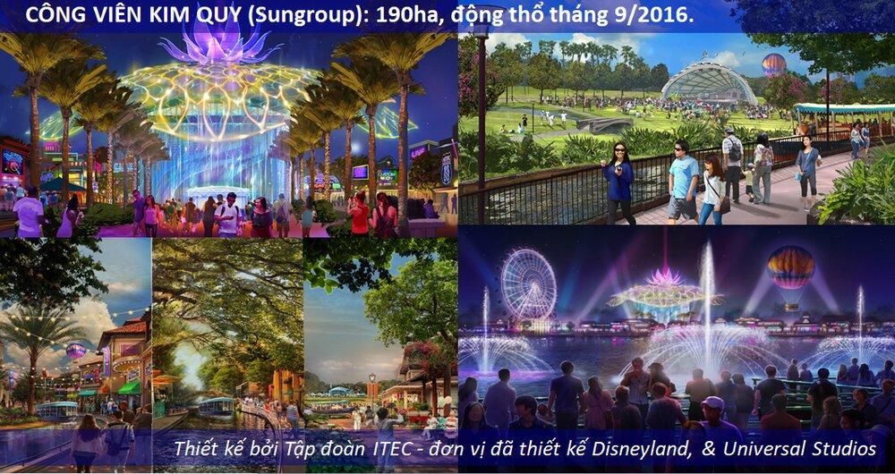 Công viên Disneyland lớn nhất Đông Nam Á